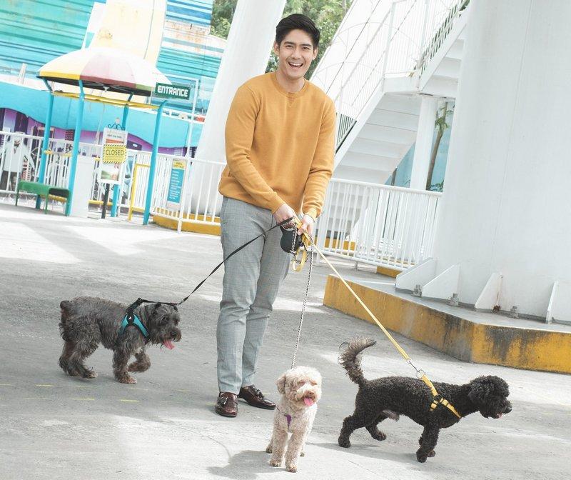 Robi plays love guru on ABS-CBN Lifestyle