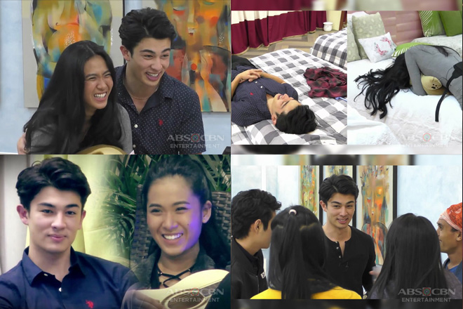 PBB Otso Daily Update: Andre, Lou finally confess feelings for each other