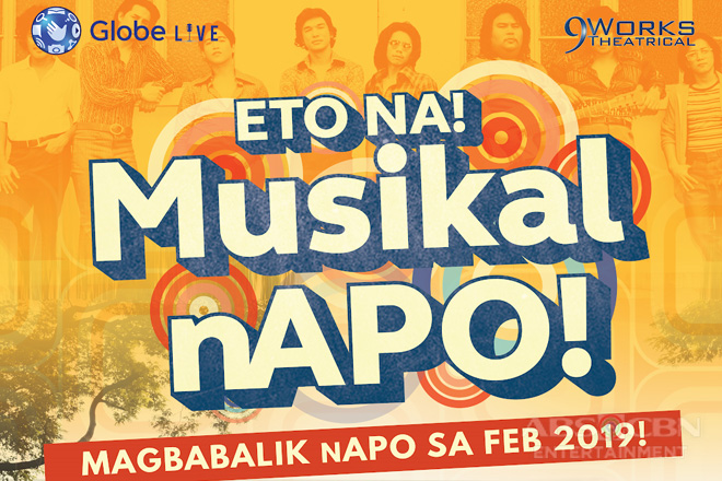 ETO NA! Musikal nAPO returns to the stage for a second run