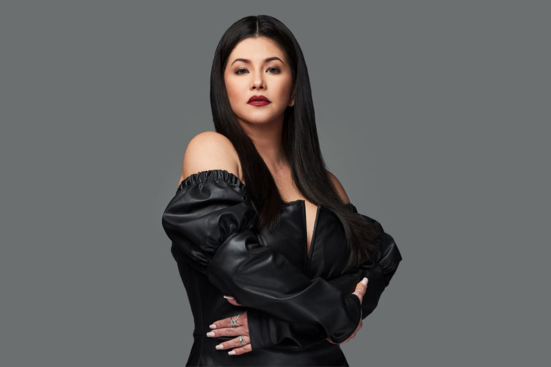 Beauty Reigns With Power Regine Velasquez Alcasid Is The New Brand Ambassador For BYS Cosmetics Philippines 1