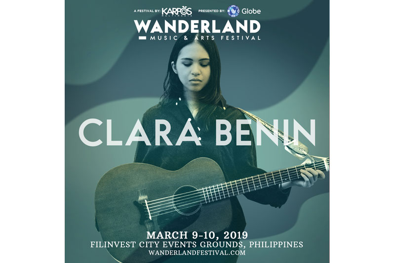 Love local Homegrown artists take centerstage at GlobeWanderland 2019 4