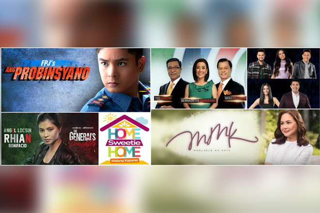 ABS-CBN still the most watched network in February