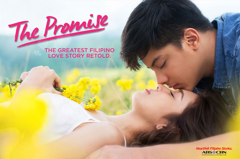 ABS CBN s The Promise is first PH drama in the Dominican Republic 1