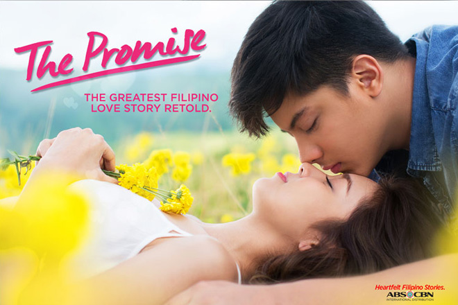 """ABS-CBN's """"The Promise"""" is first PH drama in the Dominican Republic"""