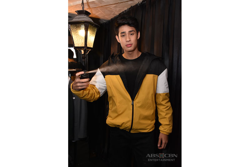 The definition of sexy Wil Dasovich Vince Vandorpe Alexander Diaz and Donny Pangilinan weigh in 2