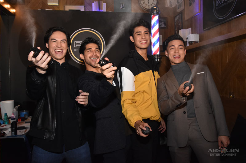 From first impressions to midnight cravings A Quickie Q A with Wil Dasovich Vince Vandorpe Donny Pangilinan and Alex Diaz  2