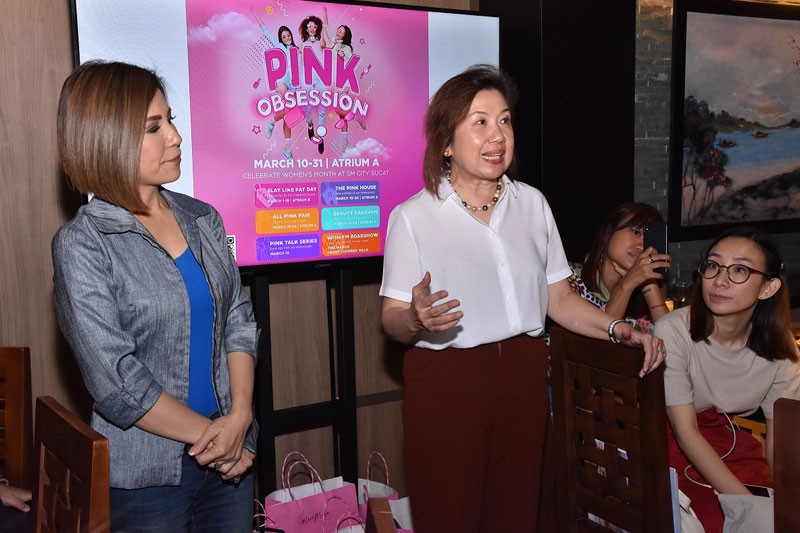 SM Supermalls gives you more reasons to celebrate Women s Month this March 2