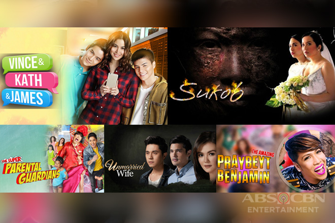 Largest, most comprehensive lineup of Star Cinema titles on iWant