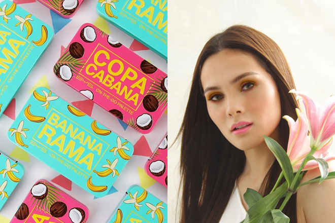 These Cute Eye And Lip Palettes Are Every Girl's Tropical Must-Have