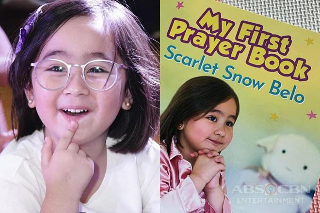 """Scarlet Snow dedicates """"My First Prayer Book"""" to underprivileged kids"""