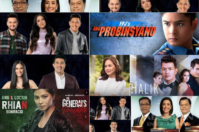ABS-CBN stays on top in March