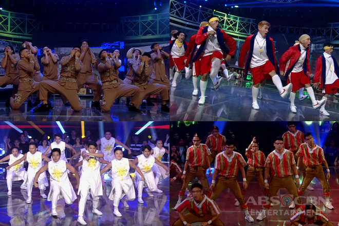 FCPC Baliktanaw shows Pinoy pride with fascinating performances in run to World of Dance PH Final