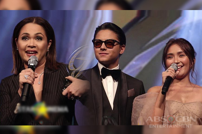 ABS-CBN dominates the 50th Guillermo Mendoza Box Office Awards