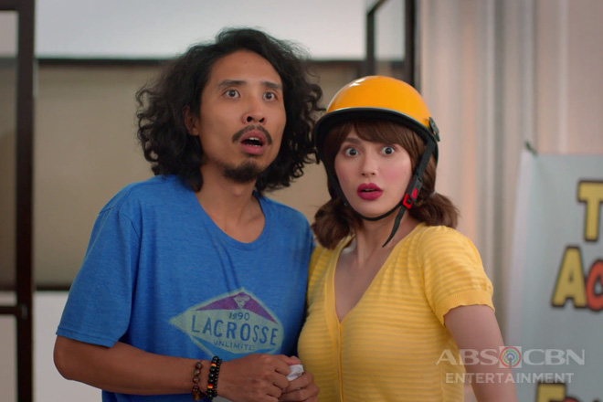 Arci and Pepe star in intergalactic romcom series Jhon en Martian on iWant