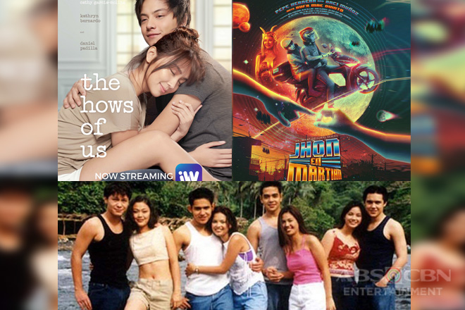 """The Hows of Us,"" ""Jhon En Martian,"" ""Tabing Ilog"" banner iWant's April Offerings"