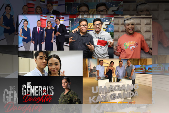 Students from eastern Visayas choose ABS-CBN programs and personalities