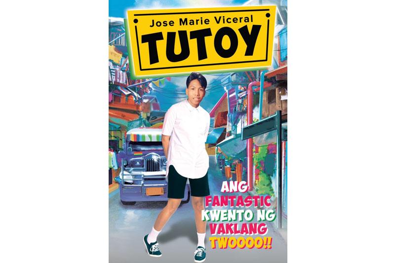 Vice Ganda unveils hilarious new book Tutoy  3