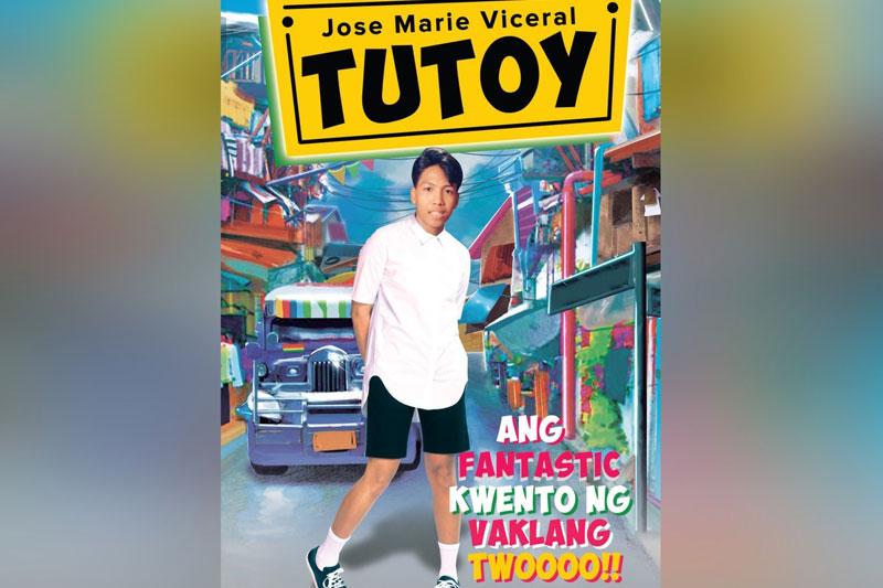 Vice Ganda unveils hilarious new book Tutoy  1