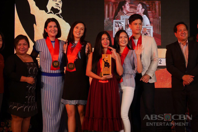 ABS-CBN named best TV station by Lyceum Batangas students