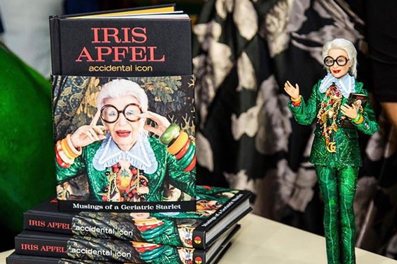 LOOK 97 Year Old Style Icon Iris Apfel Is The New Face of Magnum 2