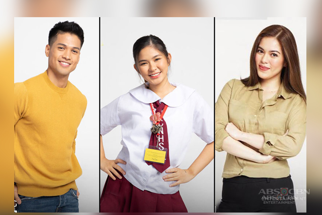 """Loisa crushes on High School professor on iWant's """"Past, Present, Perfect?"""""""