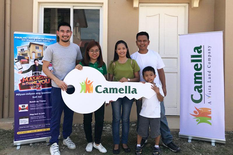 TVplus user na walang sariling bahay nanalo ng house and lot 1
