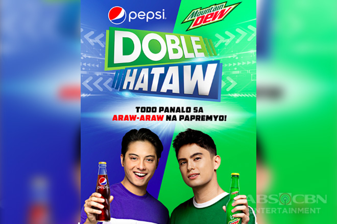 EXCLUSIVE: Daniel Padilla and James Reid Team Up For 'Doble Hataw'