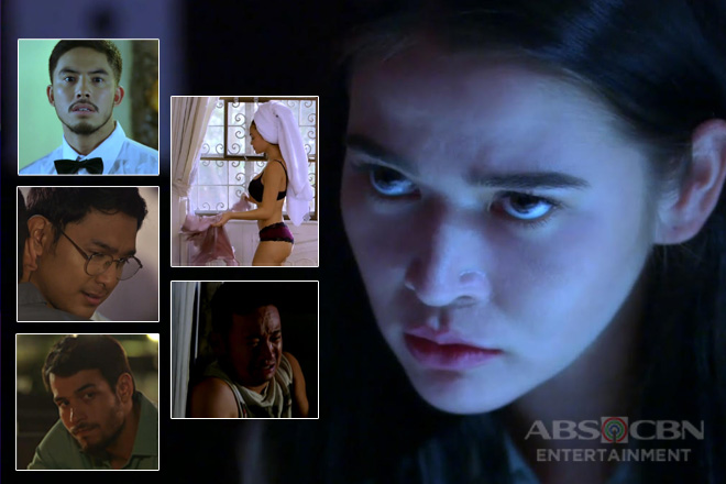 "iWant versus TV: Bela and her friends in ""Mea Culpa"""
