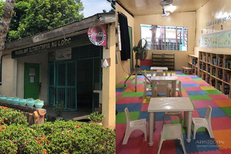 Batangas students get brand new library from ABS CBN Lingkod Kapamilya 1