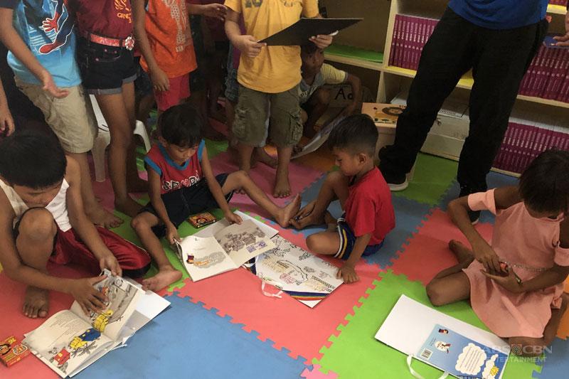 Batangas students get brand new library from ABS CBN Lingkod Kapamilya 3