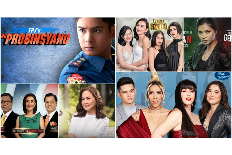 ABS CBN still undisputed leader in May 1