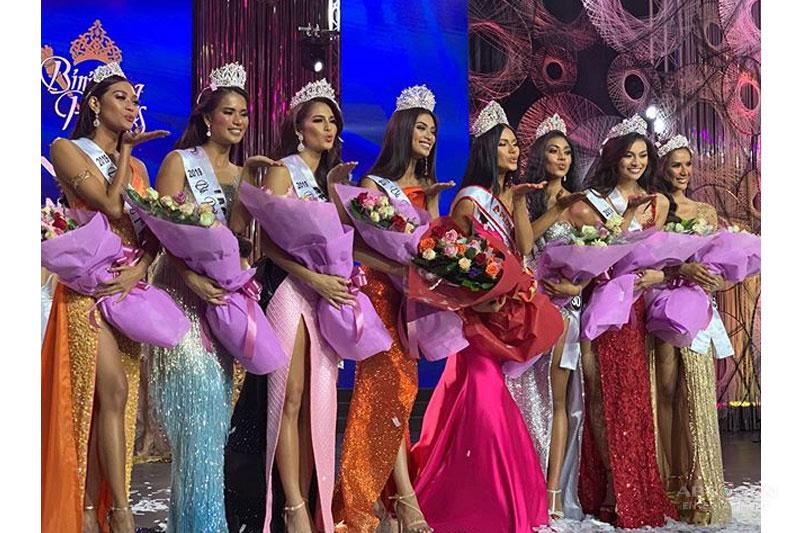 BB PILIPINAS 2019 Cebuana beauty Gazini Christiana Ganados named Miss Universe Philippines 1