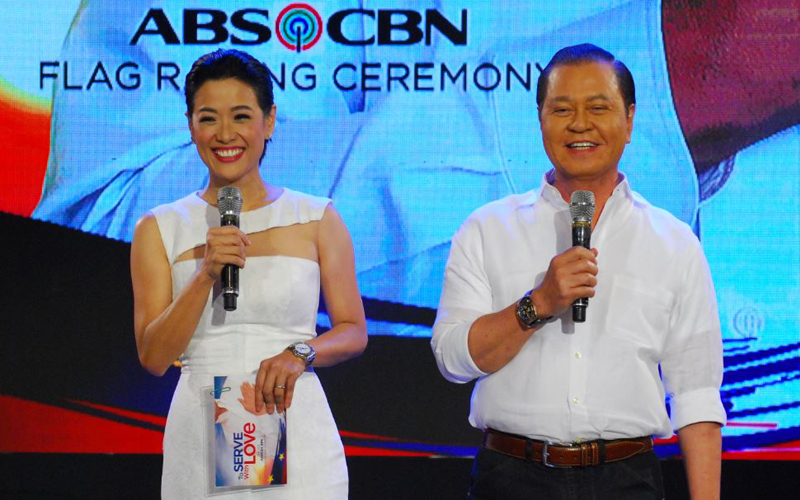 ABS CBN cements commitment to serve with love on Independence Day 1