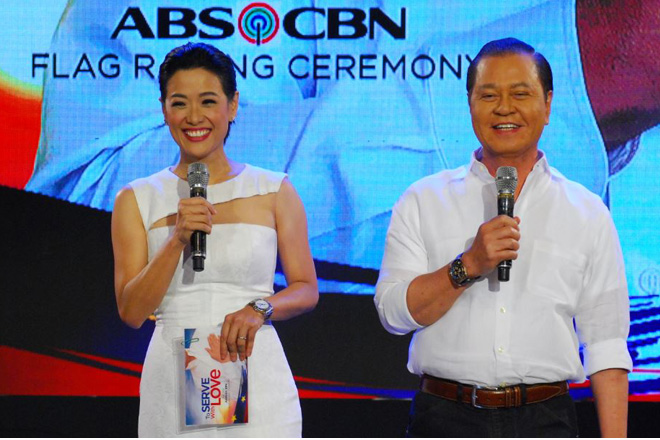 ABS-CBN cements commitment to serve with love on Independence Day