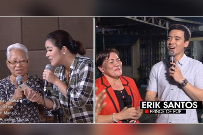 """Rated K"" makes dreams come true for teacher and grandma"