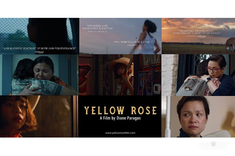 ABS CBN Cinematografo Originals winner Yellow Rose to open 42nd Asian American Int l Film Fest 1
