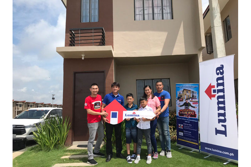 Fishball vendor wins house and lot from ABS CBN TVplus 2