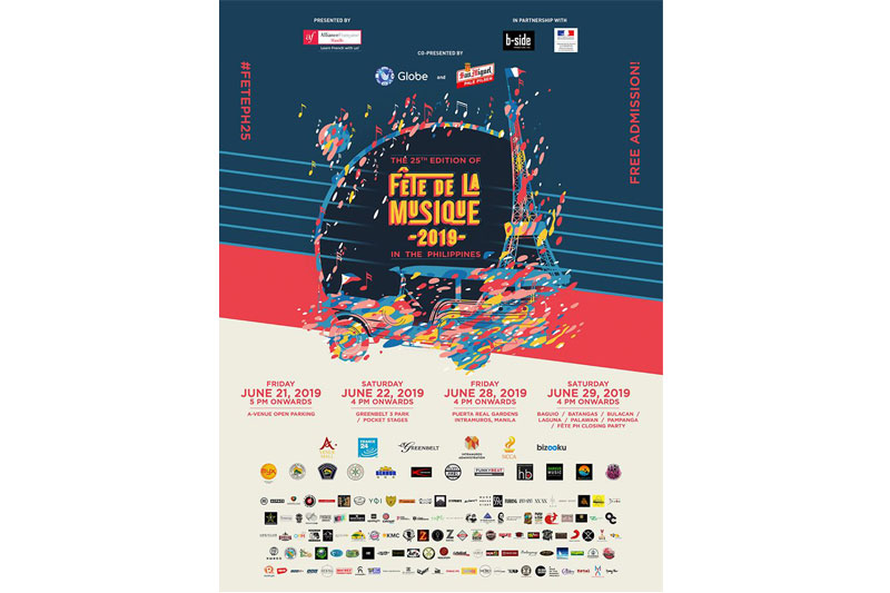 Want to see your favorite OPM artists for free This music festival might just be the perfect one for you  1