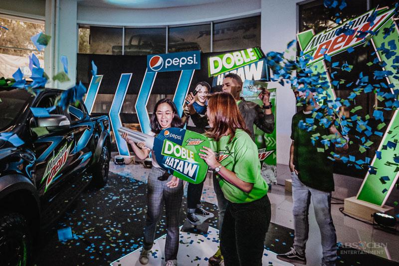 DobleHataw Med student wins a Ford Ranger Raptor rewards it to her dad 6