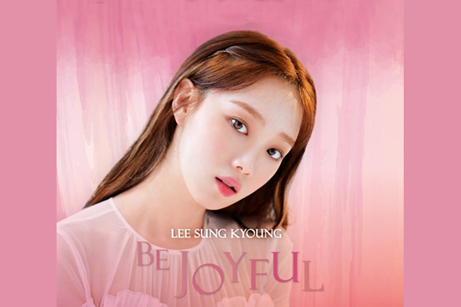 Be Joyful at Lee Sung Kyoung's Manila fanmeet