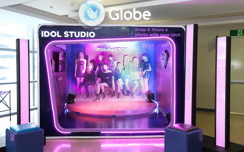 The GlobeKPOP experience brought to you by Globe at Home Prepaid Five reasons why we likey likey likey TWICELIGHTSinMANILA so much  1