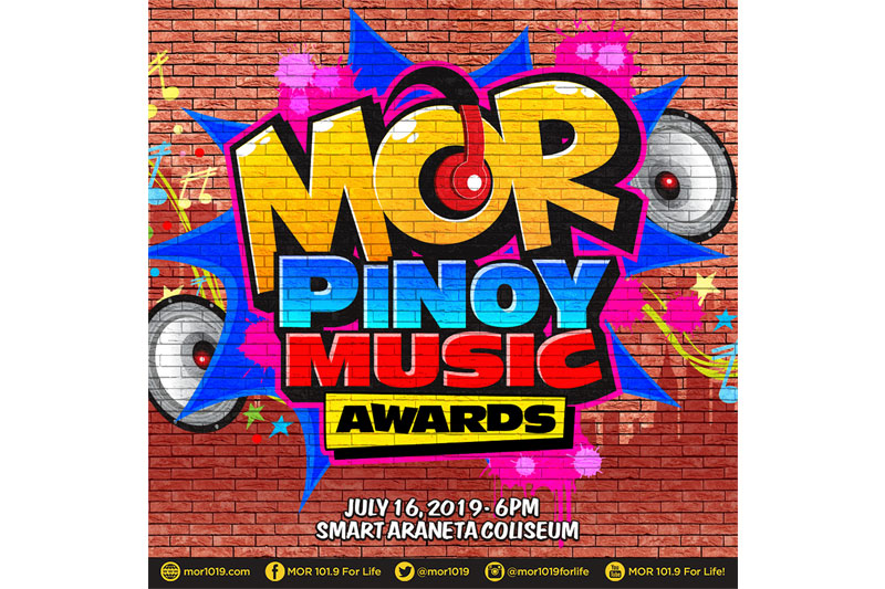 MOR Pinoy Music Awards continues to recognize OPM s best on its 6th year 1