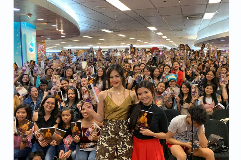 Janella Salvador is Carmela in I Love You Since 1892 book 3