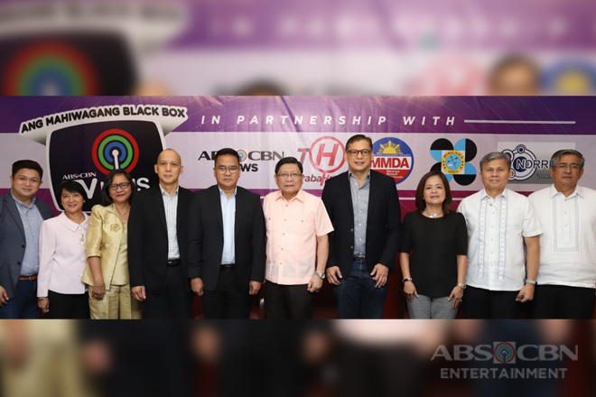 ABS CBN partners with PAGASA MMDA NDRRMC for real time alerts 1