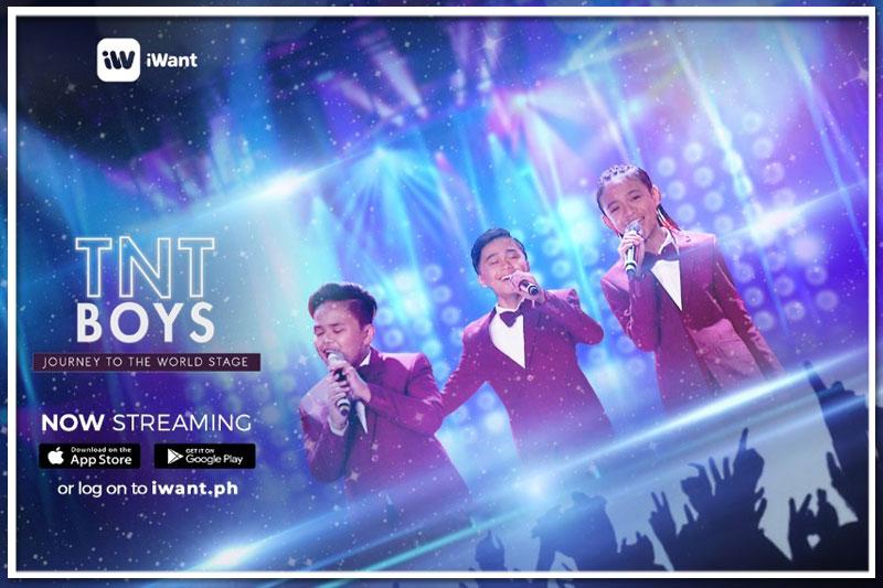 TNT Boys Journey to World Stage Revealed in iWant s Original Docu Series 1
