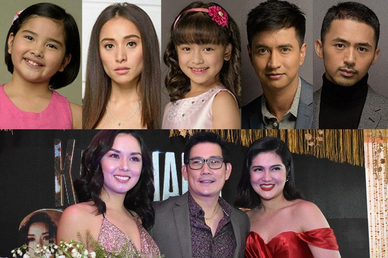 ABS CBN Regional Brings Kadenang Ginto Nang Ngumiti Ang Langit Stars to Kadayawan Festival 2