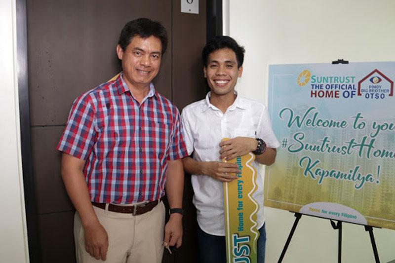 Suntrust welcomes its new homeowners Yamyam Kiara and Yen 2