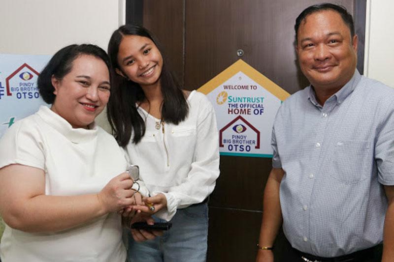 Suntrust welcomes its new homeowners Yamyam Kiara and Yen 6