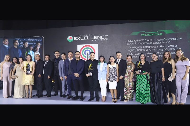 ABS CBN bags seven awards in the 17th Philippine Quill Awards 1
