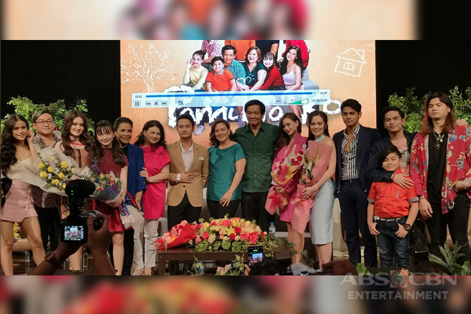 """""""Pamilya Ko"""" to teach values of love, forgiveness and acceptance to viewers"""